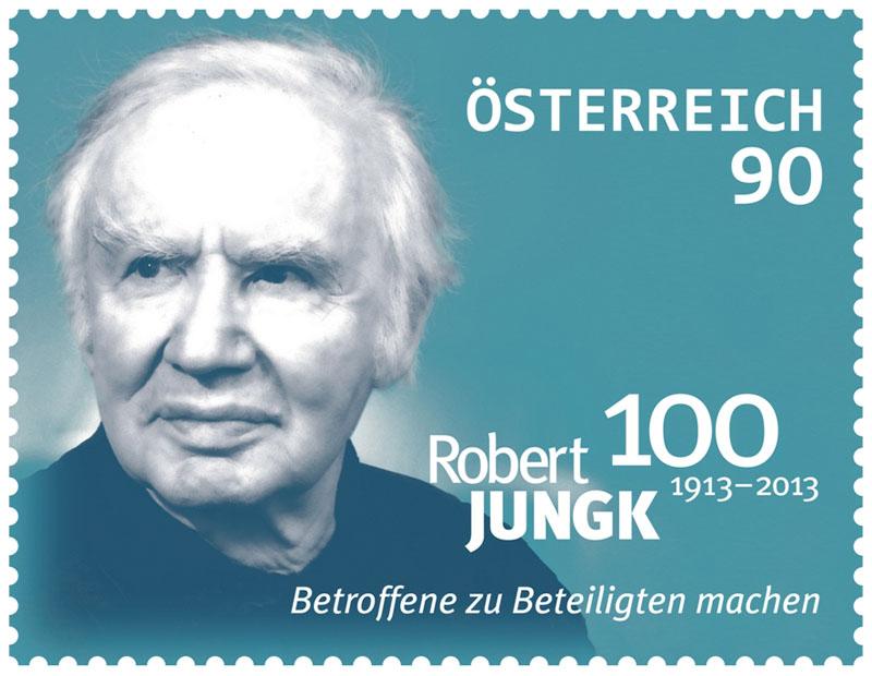 Robert-Jungk-Marke Österreich