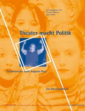 Buchtitel theater macht politik AG SPAK Verlag